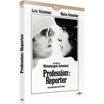Profession : Reporter Blu-ray