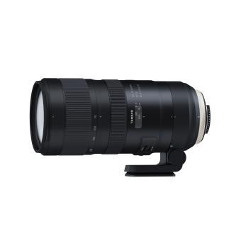 Objectif Tamron SP 70-200 mm F/2.8 Di VC USD G2 Noir pour Nikon