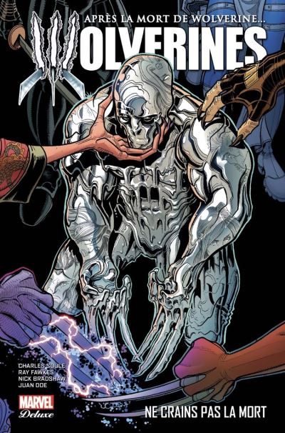 Wolverines T02 - Ne crains pas la mort - 9782809483314 - 19,99 €