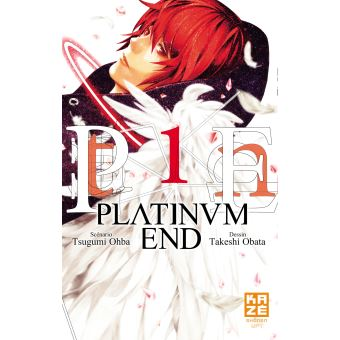 Platinum End - Tome 01 - Platinum End - Takeshi Obata, Tsugumi ...