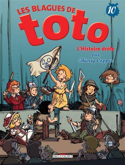 Les Blagues de Toto T10 - L'Histoire drôle
