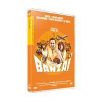 Banzaï DVD