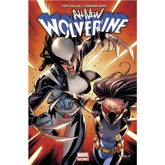 WolverineAll-New Wolverine