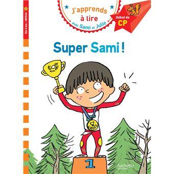 Sami et JulieSami et Julie CP Niveau 1 Super Sami