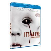 It's Alive : Le monstre est vivant - Blu-Ray - Version intégrale