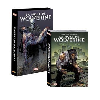 WolverineDeath of Wolverine