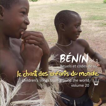 Chant des enfants du monde volume 20 le benin rituels et cod