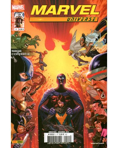 Marvel Universe - Tome 2 : What if AVX