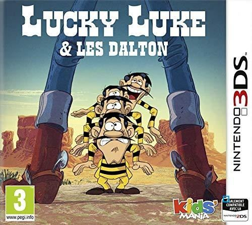 Lucky Luke et Les Dalton Nintendo 3DS