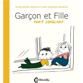 Garcon et fille