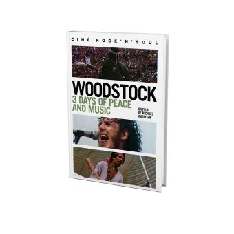 Woodstock Three Days of Peace and Music Collection Ciné Rock'n'Soul DVD