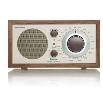 radio tivoli model one bt beige noyer radio fnac. Black Bedroom Furniture Sets. Home Design Ideas