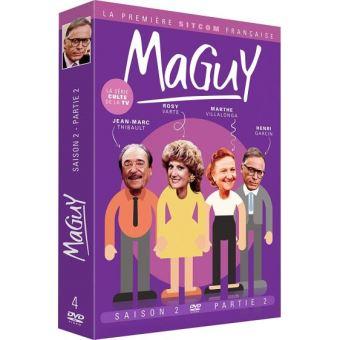 MaguyMaguy Saison 2 Partie 2 DVD