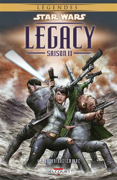 Star Wars - Legacy Saison II
