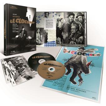 Archimède le clochard Edition Prestige Limitée Numérotée Combo Blu-ray DVD