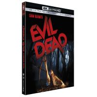 Evil Dead Blu-ray 4K Ultra HD