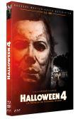 Halloween 4 : Le retour de Michael Myers Edition Limitée Combo Blu-ray DVD