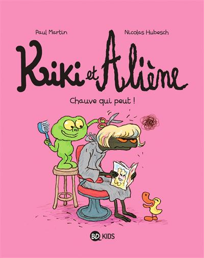 Kiki et Aliène
