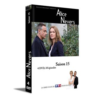 alice nevers le juge est une femme saison 15 dvd dvd zone 2 achat prix fnac. Black Bedroom Furniture Sets. Home Design Ideas
