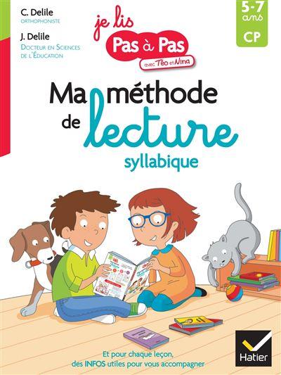Häufig Ma méthode de lecture syllabique - broché - Clémentine Delile  ZG72