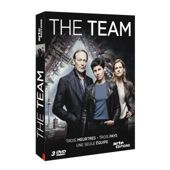 The TeamTEAM-3DVD-F