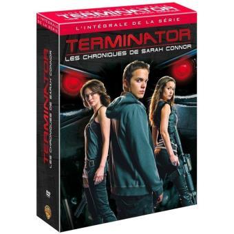 Terminator : The Sarah Connor ChroniclesTerminator : The Sarah Connor Chronicles - Coffret intégral des Saisons 1 et 2