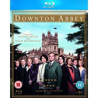 Downton AbbeyCoffret intégral de la Saison 4 - Blu-Ray