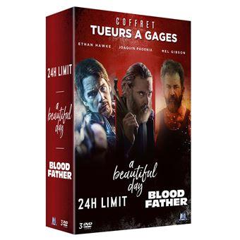 Coffret Tueurs à gage 3 films DVD