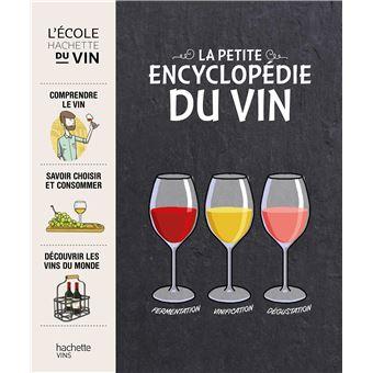 encyclopedie hachette des vins