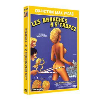 Les branchés à Saint-Tropez DVD