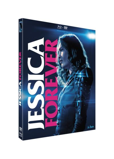 dvd blu-ray du film jessica forever