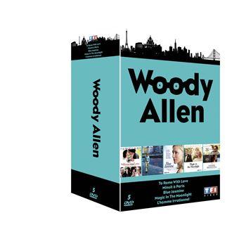 Coffret Woody Allen Amours et petits tracas DVD