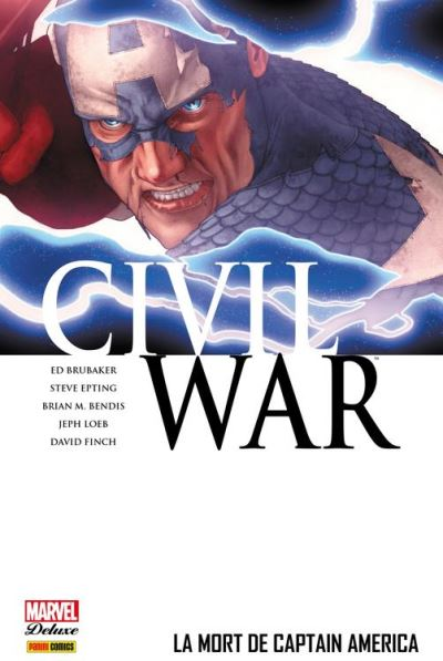 Civil War T03 - La mort de Captain America - 9782809461510 - 19,99 €