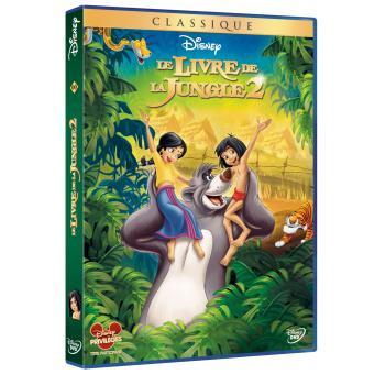 Le livre de la jungleLe Livre de la Jungle 2 - DVD