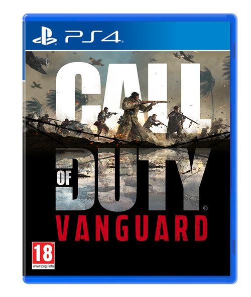 Call of Duty: Vanguard PS4