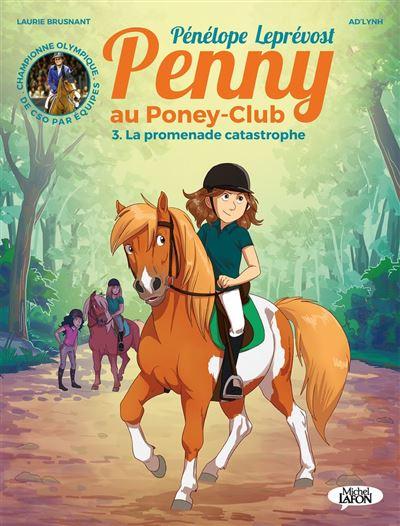 Penny au poney-club - tome 3