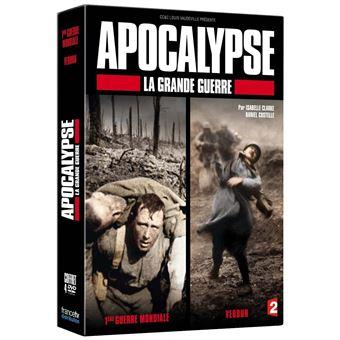 ApocalypseCoffret Apocalypse : La Grande Guerre DVD