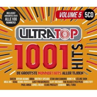 Ultratop 1001 hits vol.5