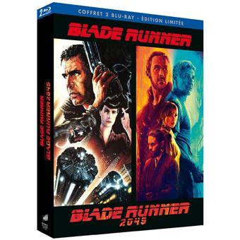 Blade runnerCoffret Blade Runner The Final Cut et Blade Runner 2049 Edition Limitée Blu-ray
