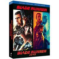 Coffret Blade Runner The Final Cut et Blade Runner 2049 Edition Limitée Blu-ray