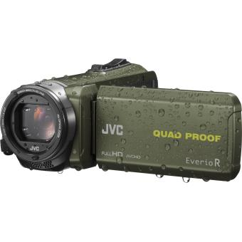 JVC GZ-R435 Groen | 5m Waterproof
