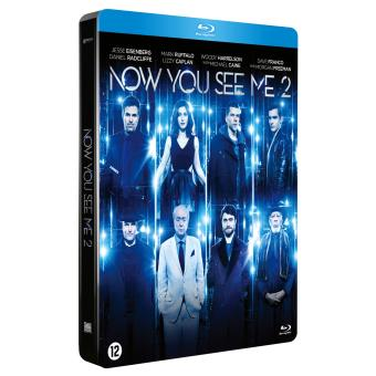 Now You See Me 2 (steelbook)