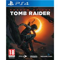 Shadow of the Tomb Raider FR/NL PS4