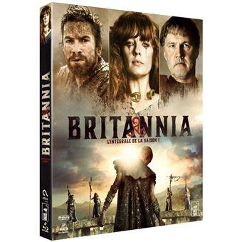 BritanniaBritannia L'Intégrale de la Saison 1 Blu-ray