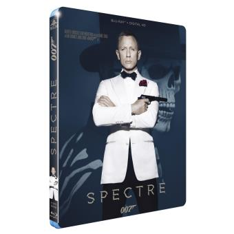 James Bond007 Spectre Blu-ray + DHD