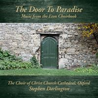 Eton choirbook vol 1 5/the door to paradise