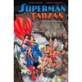 Superman et Tarzan