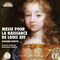 Messe pour la naissance de louis xiv