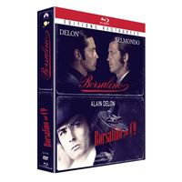 Coffret Borsalino et Borsalino and Co. Blu-ray