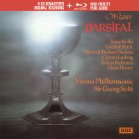 Parsifal Coffret Livre-disque Edition limitée Inclus Blu-Ray Audio